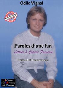 Claude François par Odile Vignal
