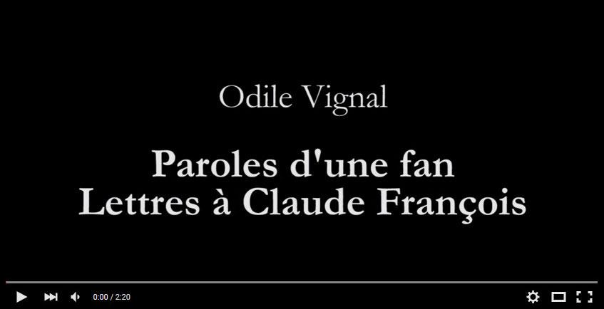 Paroles d'une fan – Lettres à Claude