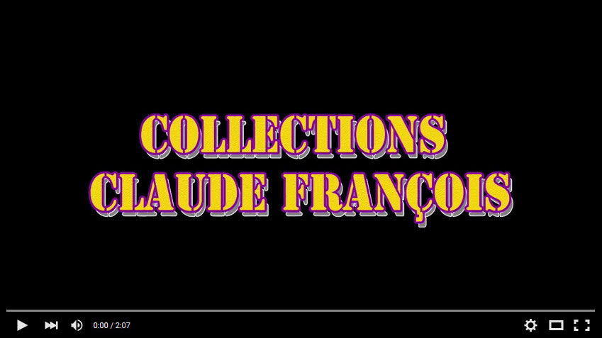 Collections Claude François